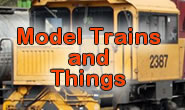 Model Trains and Things
