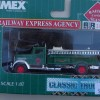 Imex Classic HO scale metal and plastic Delivery Truck with box load - suitable for kit bashing new boxed