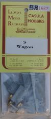 LMR - Casula Hobbies S wagon packaged new