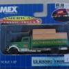 Imex Classic HO scale metal and plastic Delivery Truck with box load